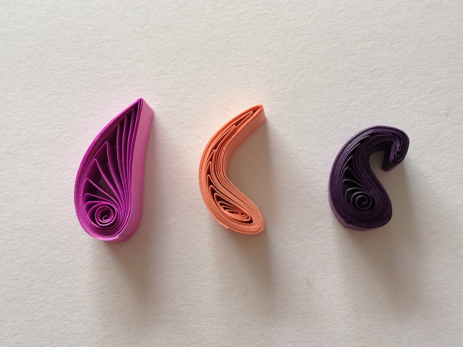 Paper Quilling Shapes Tutorial  for How To Make Quilling Shapes  585hul